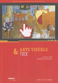 Laurence Laval - Arts visuels et TICE.