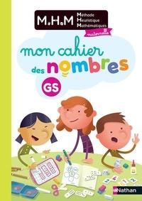 Laurence Le Corf et Nicolas Pinel - Méthode heuristique de mathématiques maternelle GS - Mon cahier des nombres.