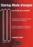 Laurence Leseur - Startup mode demploi - Les 8 clés de la réussite.
