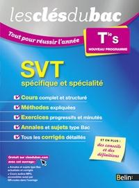 Laurence Lossouarn et Marie Defour - SVT enseignement spécifique et spécialité Tle S.