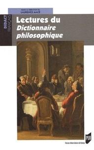 Laurence Macé et François Bessire - Lectures du Dictionnaire philosophique.