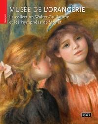 Laurence Madeline - Musée de l'Orangerie - La collection Walter-Guillaume et les Nymphéas de Monet.