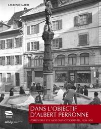 Histoiresdenlire.be Dans l'objectif d'Albert Perronne - Porrentruy et l'Ajoie en photographies, 1920-1970 Image