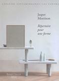 Laurence Mauderli - Répertoire pour une forme - Jasper Morrison, Edition limitée numérotée.