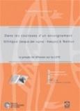 Laurence Meurant - Dans les coulisses d'un enseignement bilingue (langue des signes-français) à Namur. 1 Cédérom