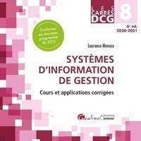 Laurence Monaco - Systèmes d'information de gestion DCG 8.