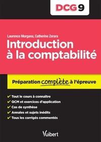 Introduction à la comptabilité DCG 9- Préparation complète à l'épreuve - Laurence Morgana pdf epub