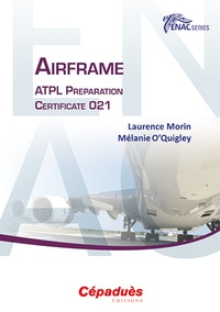 Laurence Morin et Mélanie O'Quigley - Airframe - ATPL Preparation Certificate 021.