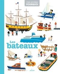 Laurence Muguet - Les bateaux.