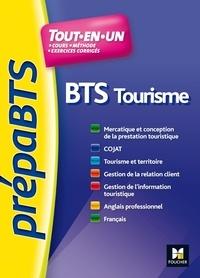 Laurence Nouger et Corinne Buraux - BTS Tourisme.
