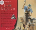Laurence Ottenheimer et Etienne Souppart - Le forgeron.
