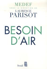 Laurence Parisot - Besoin d'air.