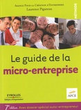 Laurence Piganeau et  APCE - Le guide de la micro-entreprise.