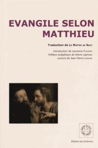 Deedr.fr Evangile selon Saint Matthieu Image