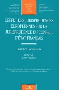 Rhonealpesinfo.fr L'effet des jurisprudences européennes sur la jurisprudence du Conseil d'État français Image