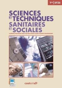 Laurence Poutrain Mari et Olivier Sainte-Claire - Sciences et techniques Sanitaires et Sociales Tle ST2S - Livre de l'élève.