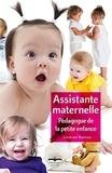Laurence Rameau - Assistante maternelle - Pédagogue de la petite enfance.