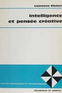 Laurence Rieben - Intelligence et pensée créative.