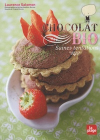 Laurence Salomon - Chocolat bio - Saines tentations.