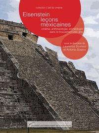 Eisenstein, leçons mexicaines - Cinéma, anthropologie, archéologie dans le mouvement des arts.pdf