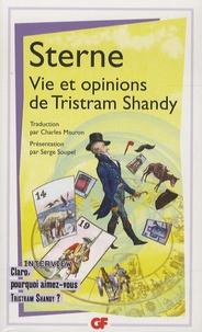 Laurence Sterne - Vie et opinions de Tristram Shandy, gentilhomme.
