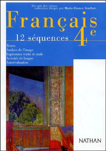 Francais 4eme 12 Sequences