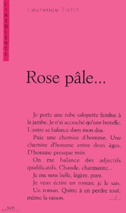 Laurence Tichit - Rose pâle....