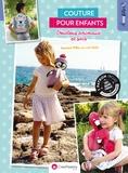 Laurence Trilles - Couture pour enfants - Doudous animaux et sacs.