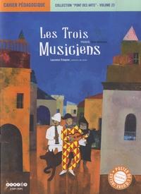 Laurence Trinquier - Les trois musiciens - Picasso, Trois musiciens.