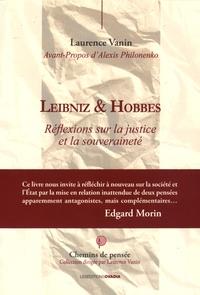 Galabria.be Leibniz & Hobbes - Réflexions sur la justice et la souveraineté Image