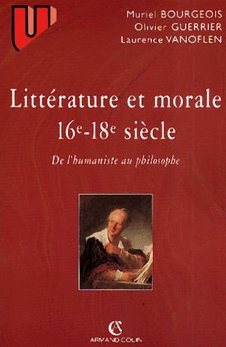 Laurence Vanoflen et Olivier Guerrier - .