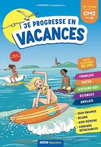 Laurence Vincenot et Caroline Ayrault - Je progresse en vacances du CM2 à la 6e.