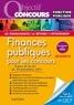 Laurence Weil et Carine Roussel - Objectif Concours - Finances Publiques Catégories A et B - Edition 2014 2015.
