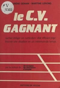 Laurène Genain et Martine Lerond - Le CV gagnant.