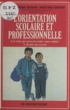 Laurène Ghenain - L'Orientation scolaire et professionnelle.