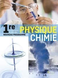 Laurent Arer et Sylvie Berthelot - Physique chimie 1re Enseignement de spécialité.
