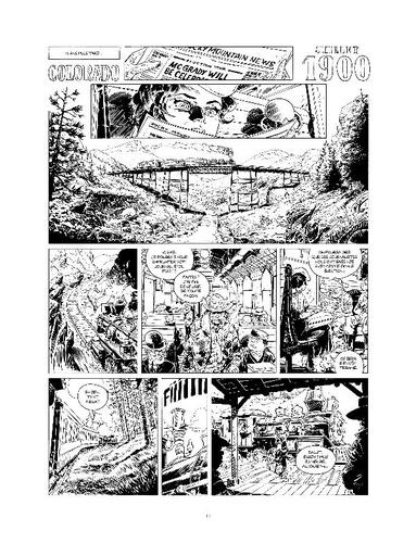 La Venin Tome 1 Déluge de feu -  -  Edition spéciale en noir & blanc