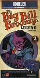 Laurent Astier - The Big Bill Broonzy's legend. 2 CD audio