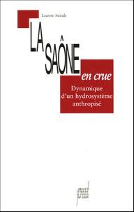 La Saône en crue- Dynamique d'un hydrosystème anthropisé - Laurent Astrade |