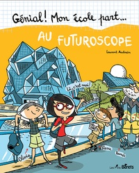 Laurent Audouin - Au Futuroscope.