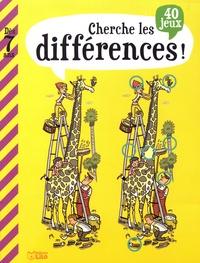 Laurent Audouin - Cherche les différences ! - 40 jeux.