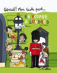 Laurent Audouin - En voyage à Londres.