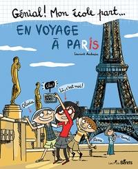 Laurent Audouin - En voyage à Paris.