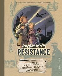 Laurent Avezou - Le Journal des Enfants de la Résistance.
