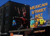 Laurent Bagnard - Street art Mexico.