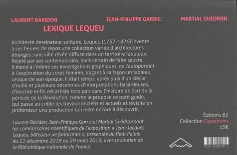 Lexique Lequeu