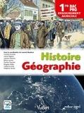 Laurent Baudron - Histoire Géographie 1re Bac Pro enseignement agricole.