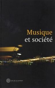 Laurent Bayle - Musique et société.