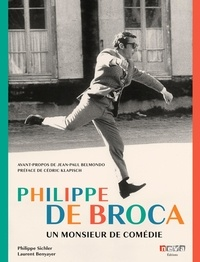 Laurent Benyayer et Philippe Sichler - Philippe de Broca - Un monsieur de comédie. 1 DVD
