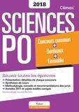 Laurent Berthet - Sciences Po - Concours commun + Bordeaux + Grenoble - Réussir toutes les épreuves.